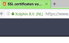 ssl xolphin