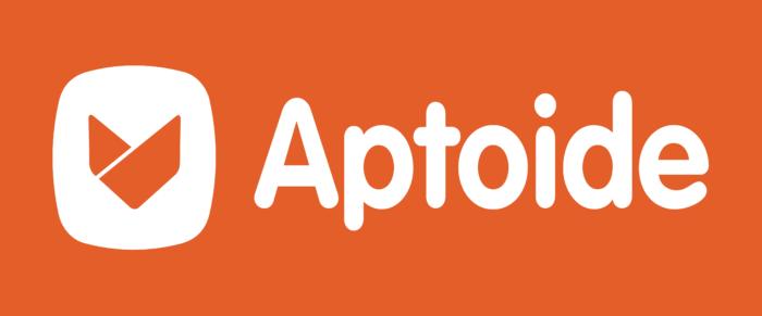 Aptoide Logo liggend