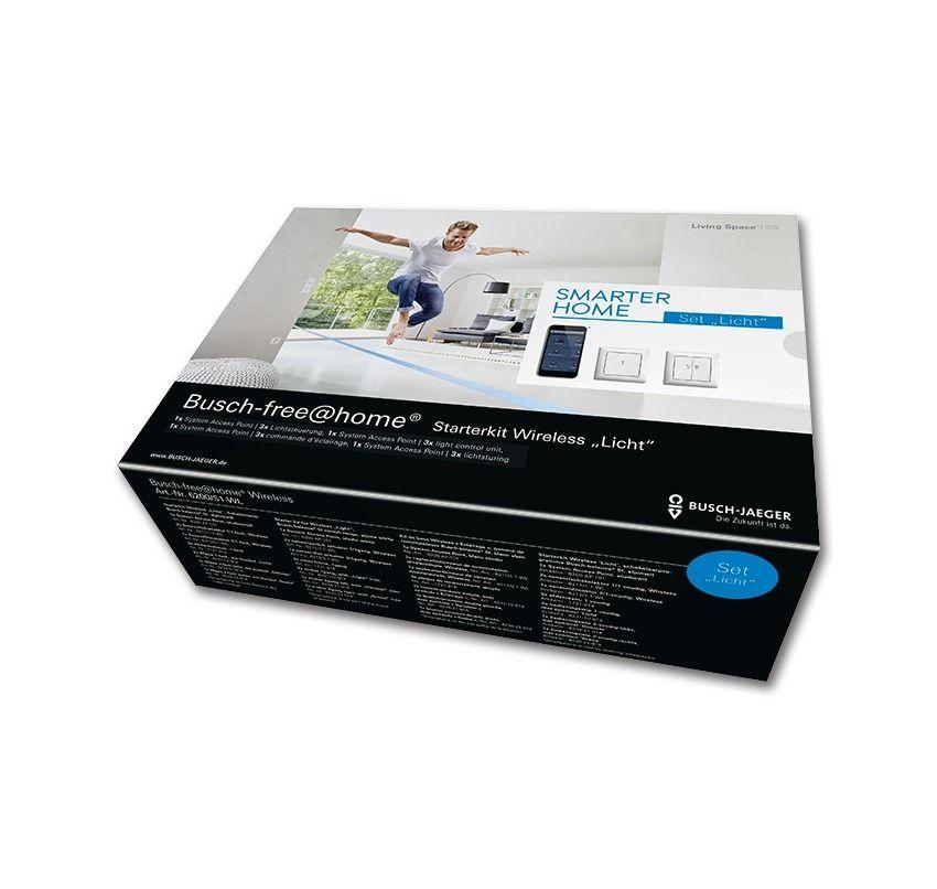BJ starterkit box
