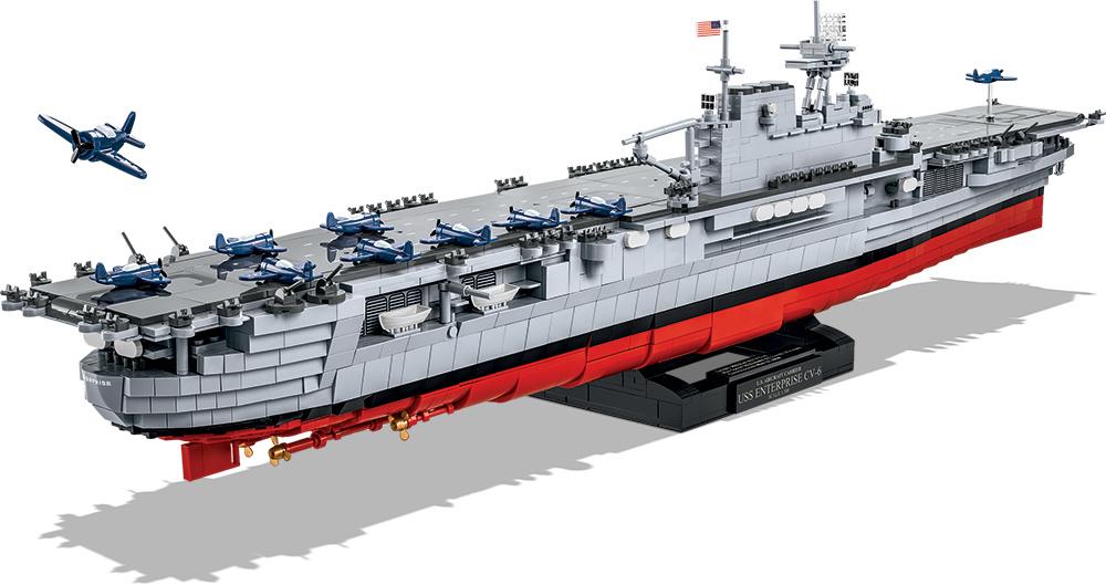 Cobi USS enterprise