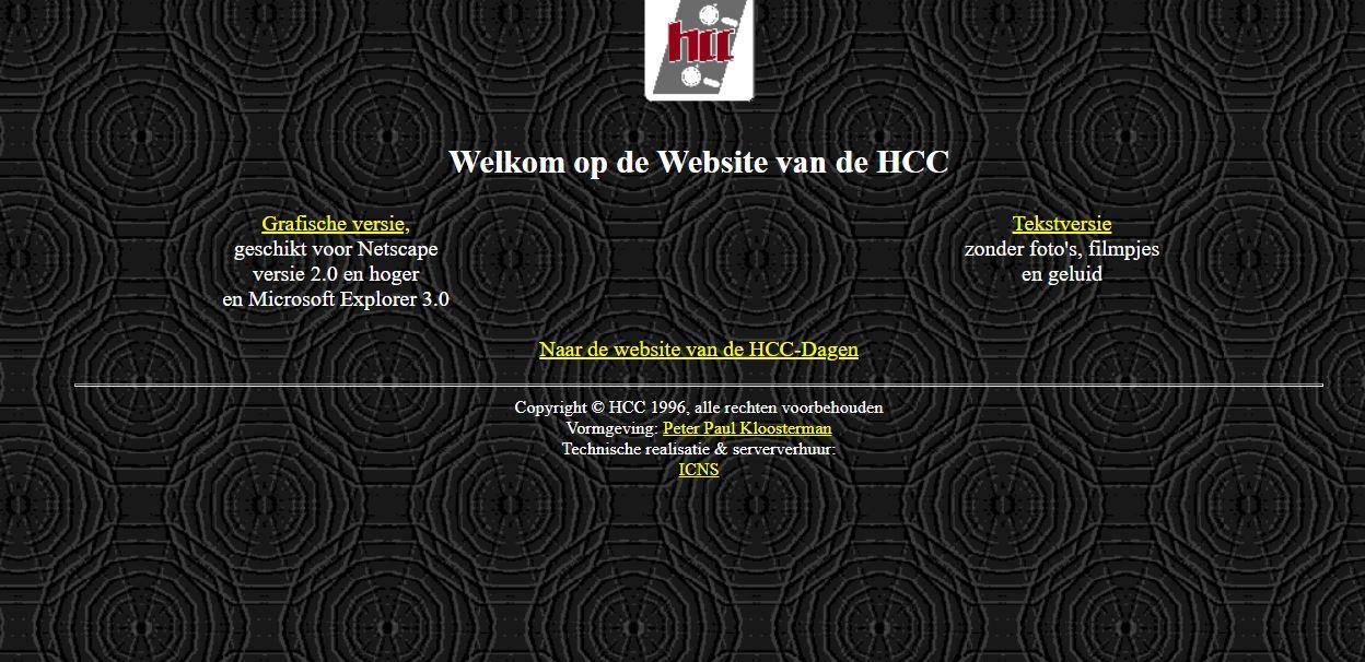 HCC site 1996