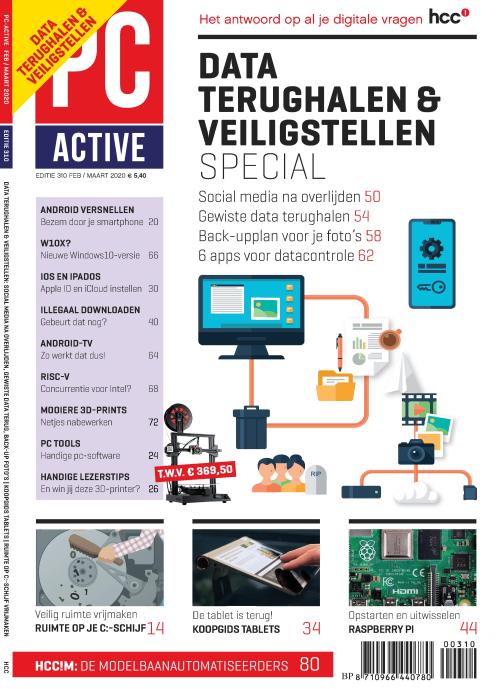 PCA309 Cover
