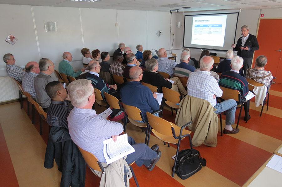 Presentatie in Rotterdam Zuid