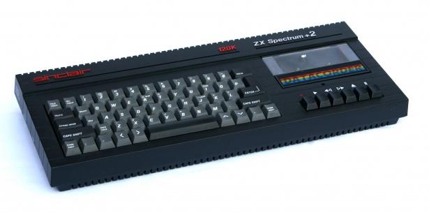 zx spectrum 2a