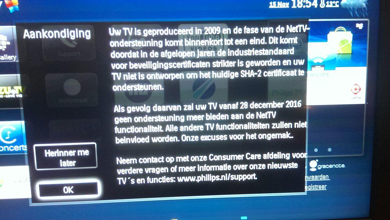 Philips smart tv 2001314867