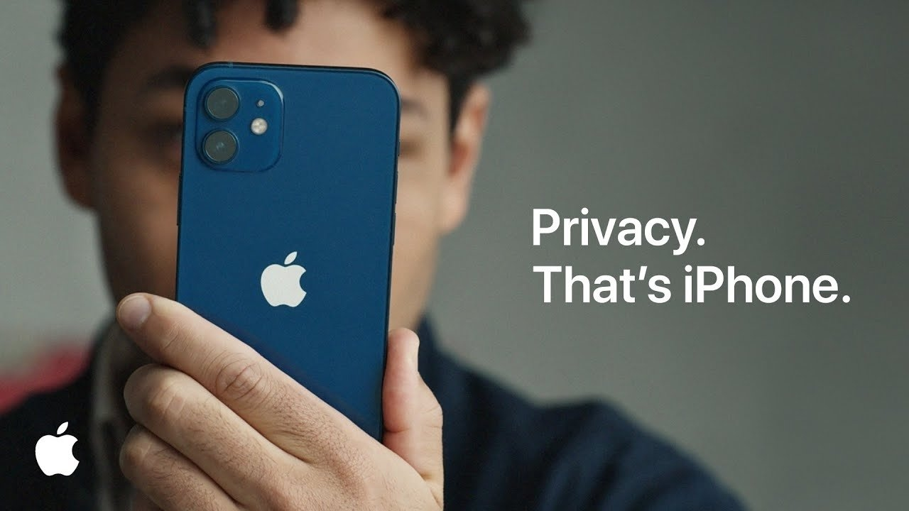 Privacy. Thats iPhone 1