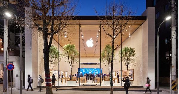 Seoul Apple kl