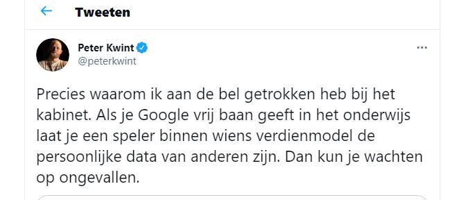 Tweet Kwint