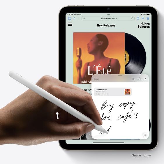 apple keynote ipad mini kl