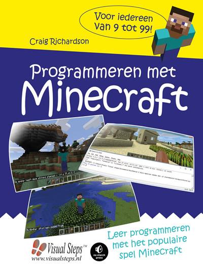 Minecraft omslag 9789059055933
