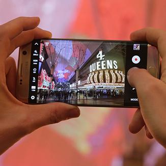Samsung Galaxy S7 fotos maken sq