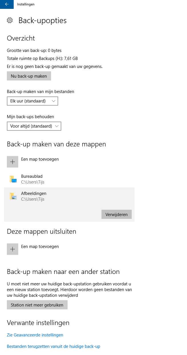 Backup Windows10 ransomware 4