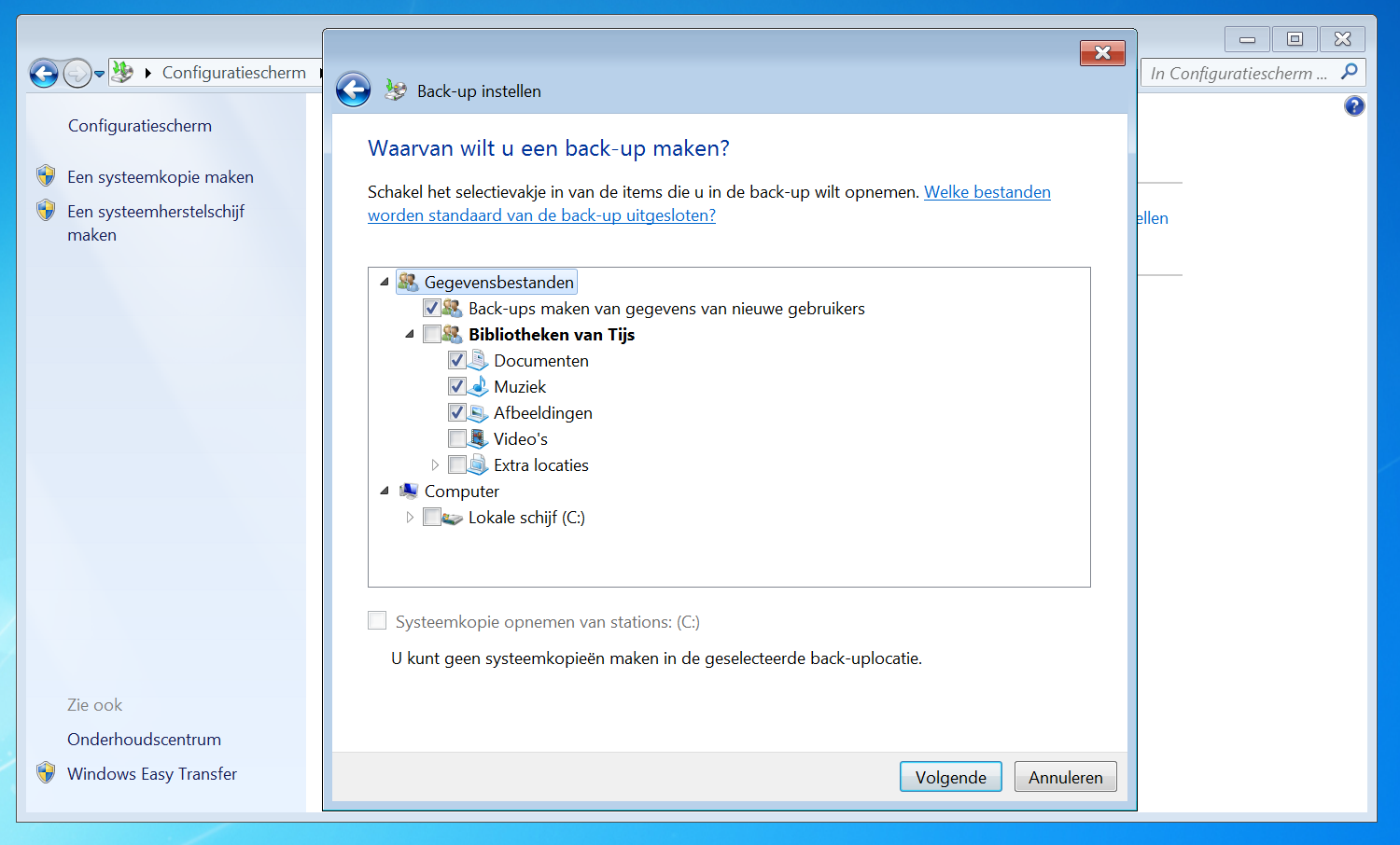 Backup Windows7 ransomware 4