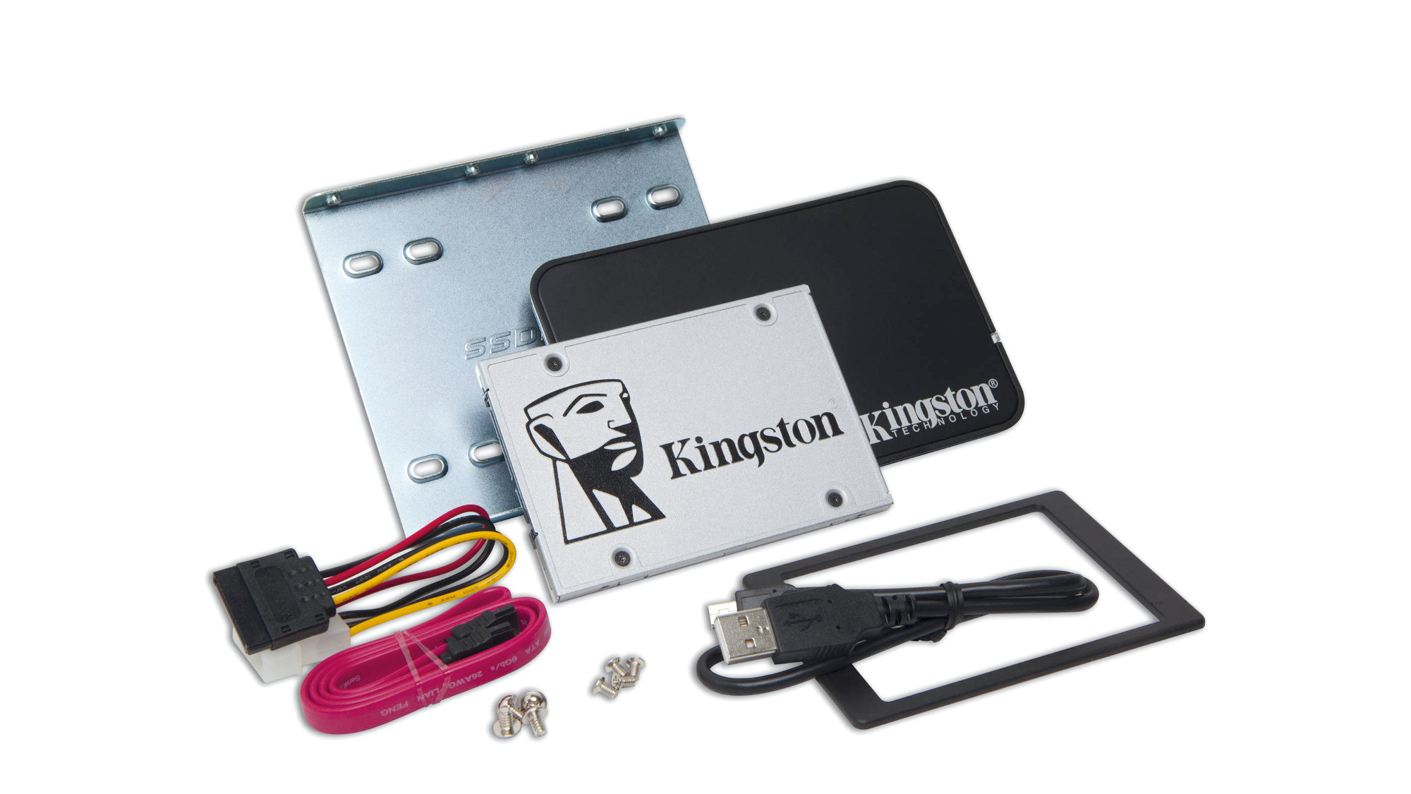 kingston ssdnow uv400 upgrade kit