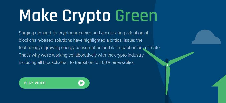 crypto climate accord