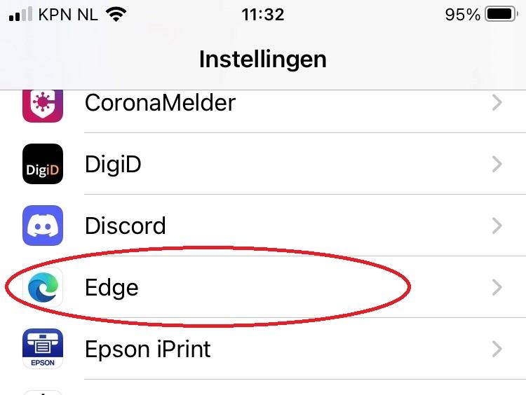 ios edge 2