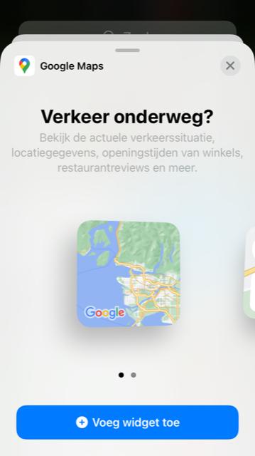 maps widget 1