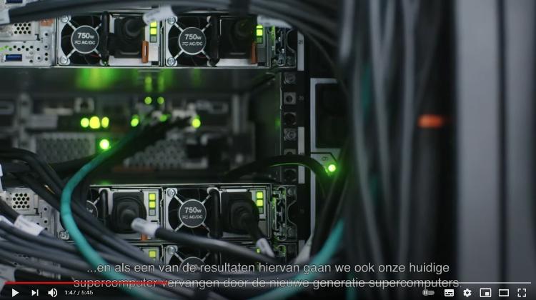 screenshot video supercomputer