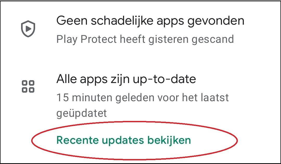 vvdw android apps updaten 3