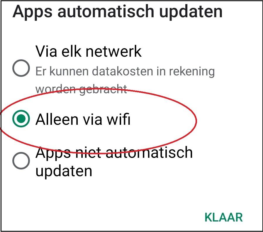 vvdw android apps updaten 8